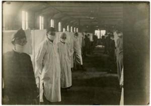Base Hospital 26 Allery France